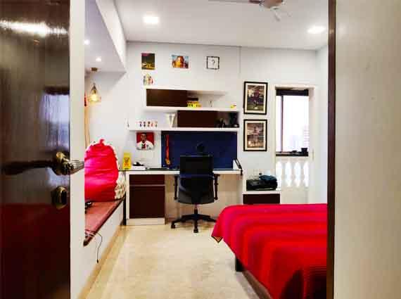 Luxurious Apartments Raheja Empress Mumbai