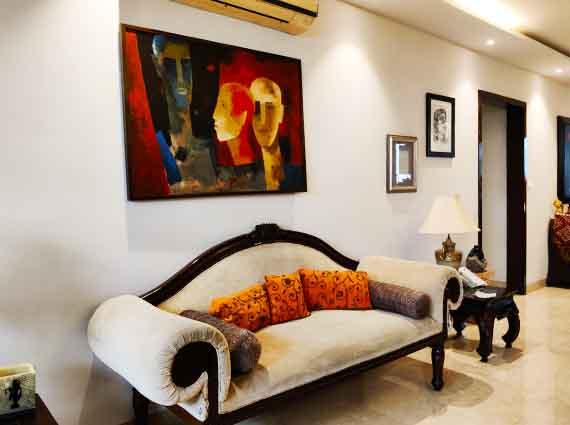 Luxurious Apartments Raheja