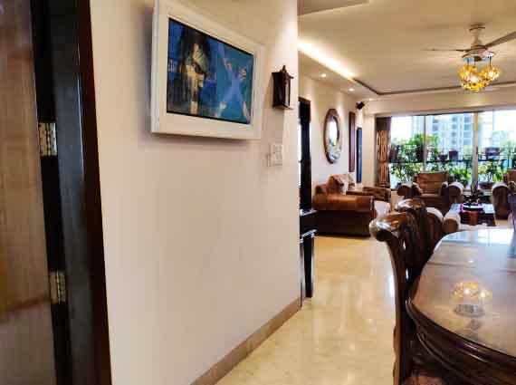 Raheja Empress Apartment