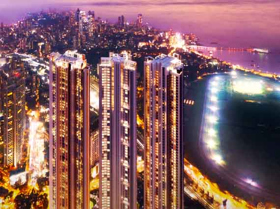 3 Towers Piramal Mahalaxmi South Mumbai