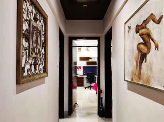 4 bhk Raheja Empress apartment for sale