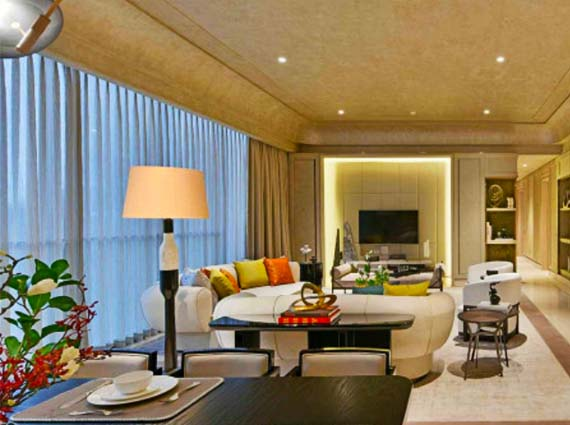 5 BHK Rustomjee Crown Homes Mumbai