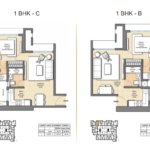 Auris Ilaria Malad Floorplans