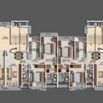 Ekta Trinity Floor Plan