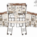 Lokhandwala Minerva Lower Parel Floor Plan