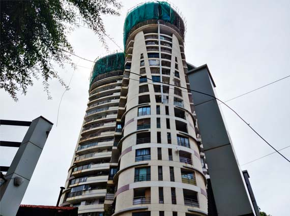 Harmony Tower Worli 3 BHK