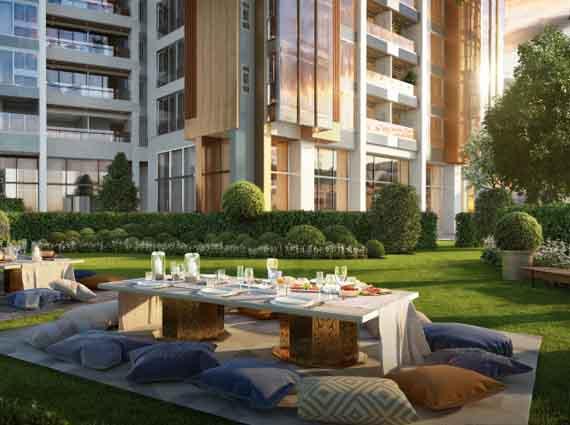 Luxurious Apartments South Mumbai