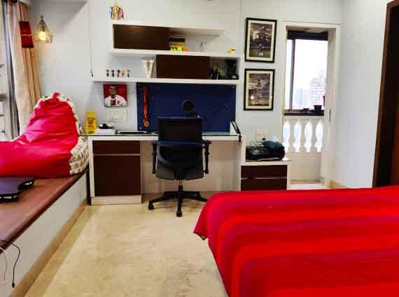 4 bhk Prabhadevi home