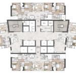 Rustomjee Crown Floorplan