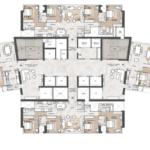 Rustomjee Crown Prabhadevi Floorplan