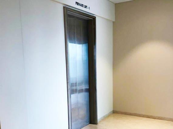5 BHK apartment with private lift mumbai