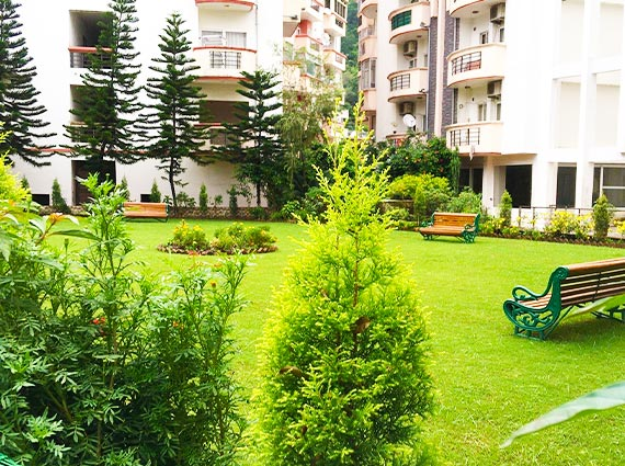 Deecon Valley Apartments Rishikesh