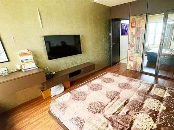 Brilliant Apartment For Sale Versova