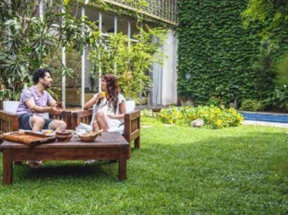 Hiranandani Gardens Courtyard Powai