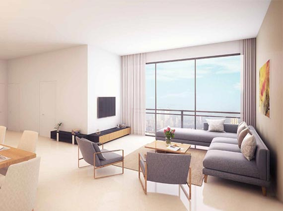 monte south luxurious apartments