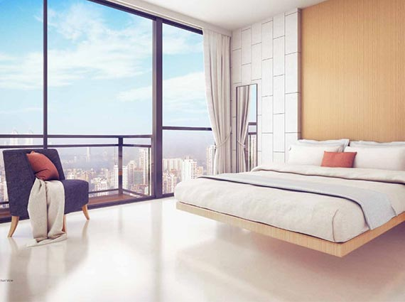 monte south bedroom view mumbai byculla