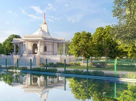 monte south Jain temple mumbai