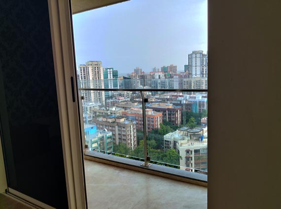 balcony view runwal elegante available immediately