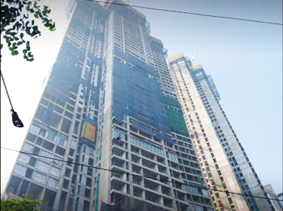 rustomjee crown tower A