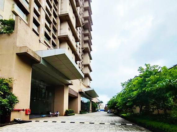 raj grandeur building mumbai