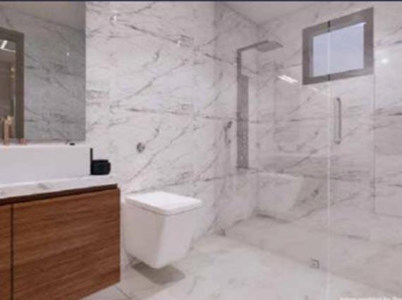 raj grandeur grand bathroom powai for sale