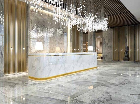 raj grandeur royal lobby mumbai