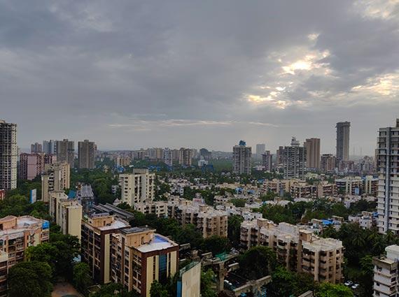 runwal elegante city view mumbai