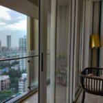 balcony view from the apartment mumbai