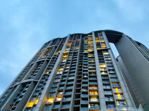 runwal elegant tower apartment available