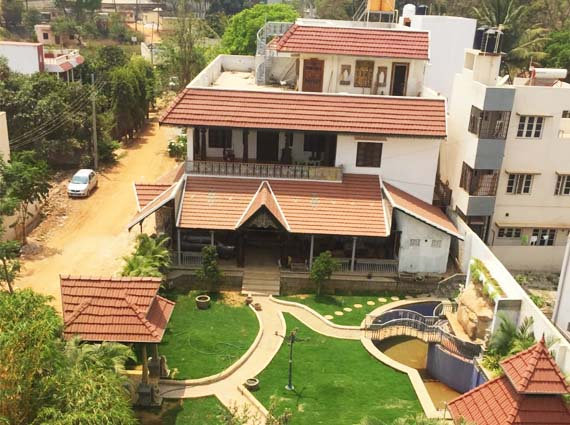 5BHK Bungalow Bangalore
