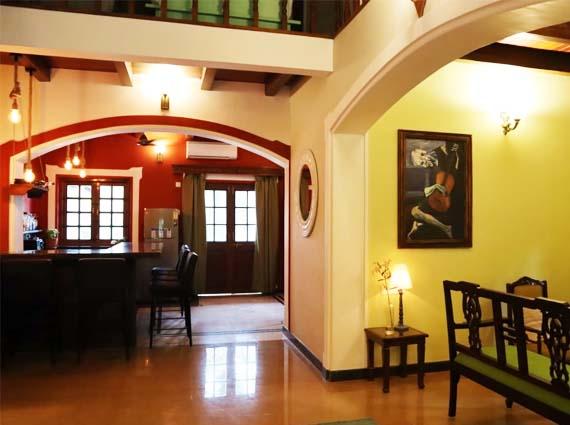 6 BHK Bungalow Saligao Goa