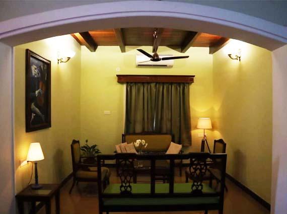 6 BHK Villa Saligao Goa