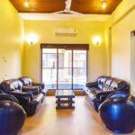 brilliant furnishing in 4 bhk villa