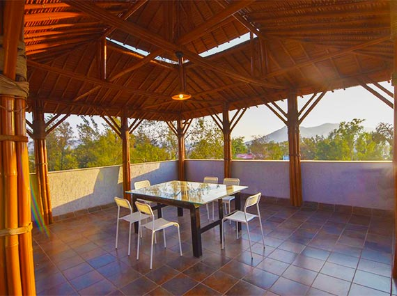 comfortable pavilion in lonavala estate